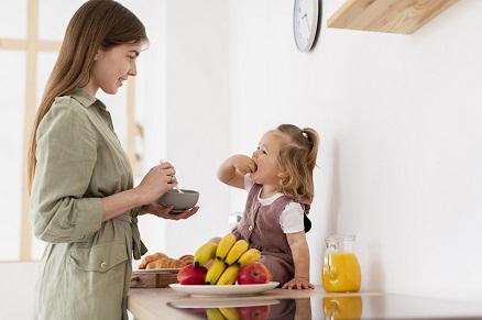 Co jíst a nejíst při kojení?