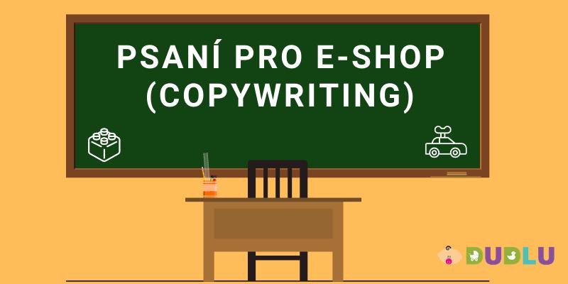 Copywriting pro e-shop