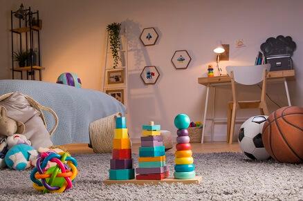 Dětský pokoj a inspirace