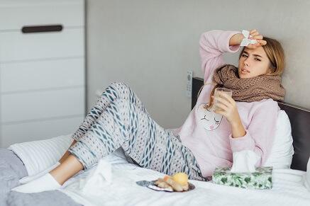 Jak srazit horečku?