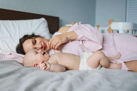 Jak uspat miminko a jak vyzrát nad jeho nespavostí?