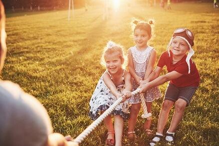 Jak zabavit děti o prázdninách?