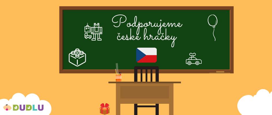 České hračky