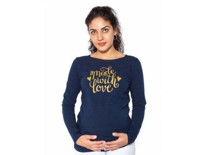 Těhotenská a kojící trička