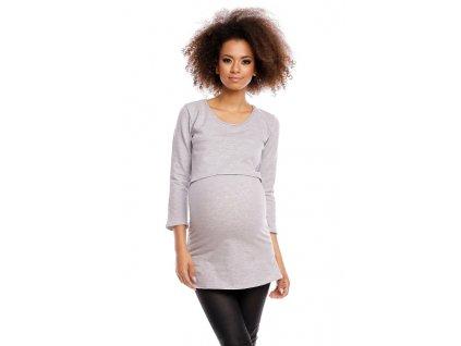Těhotenské a kojící tuniky