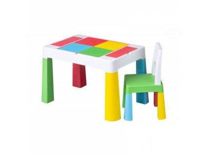 Dětský stoleček a židličky