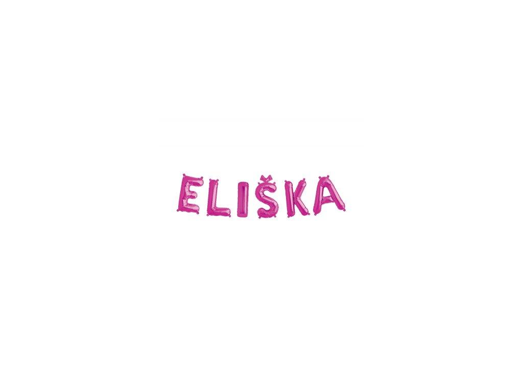 Nafukovačka - Eliška