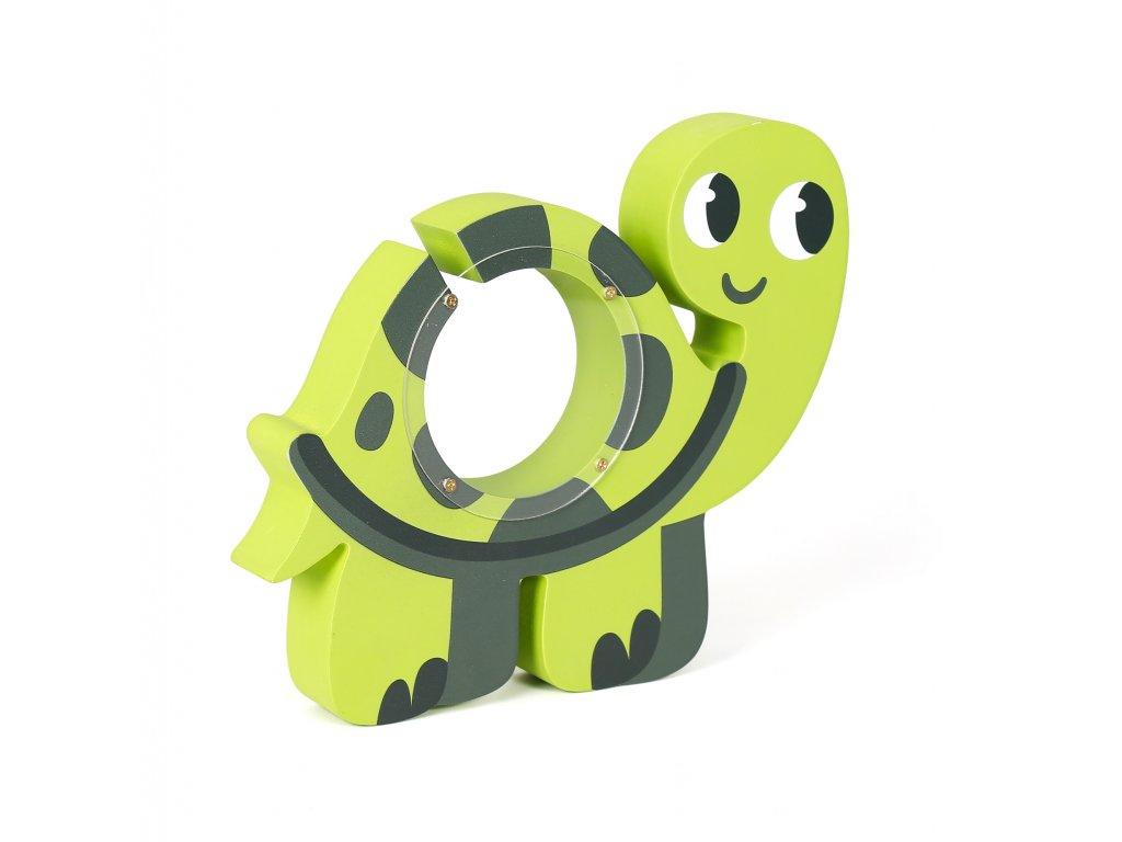 Pokladnička - Želva