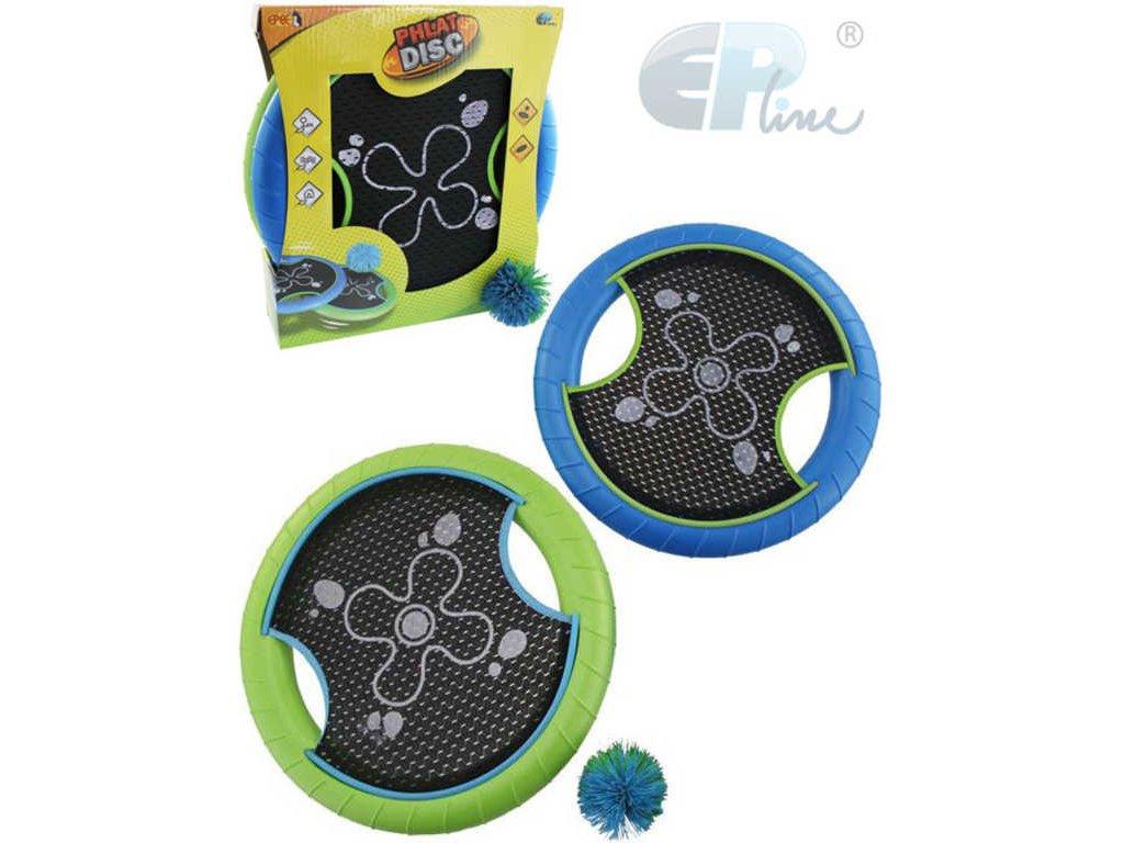 EP line Phlat disc 30cm frisbee set 2 talíře s míčkem