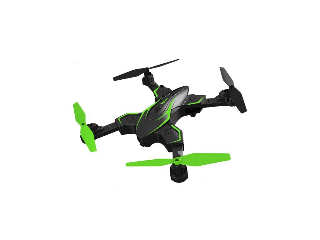Syma X56W - skládací dron optickým držením pozice  + Dárek zdarma