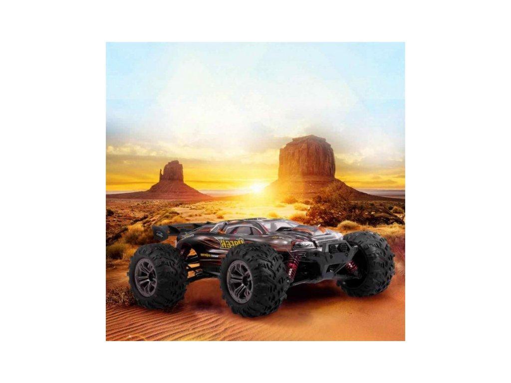 Truggy Racer 4WD 1:16 2.4GHz RTR - oranžový  + Dárek zdarma