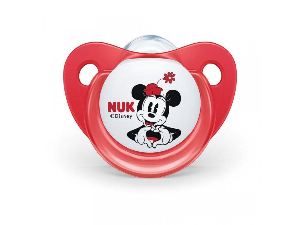 Šidítko Trendline NUK Disney Mickey Minnie