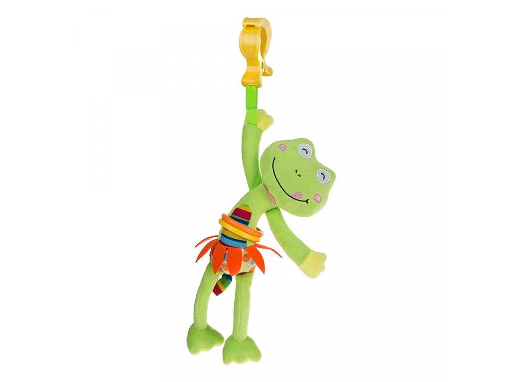 Dětská plyšová hračka s vibrací Akuku