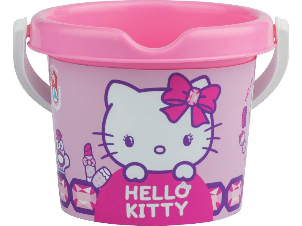 Androni Kyblík Hello Kitty - průměr 13 cm