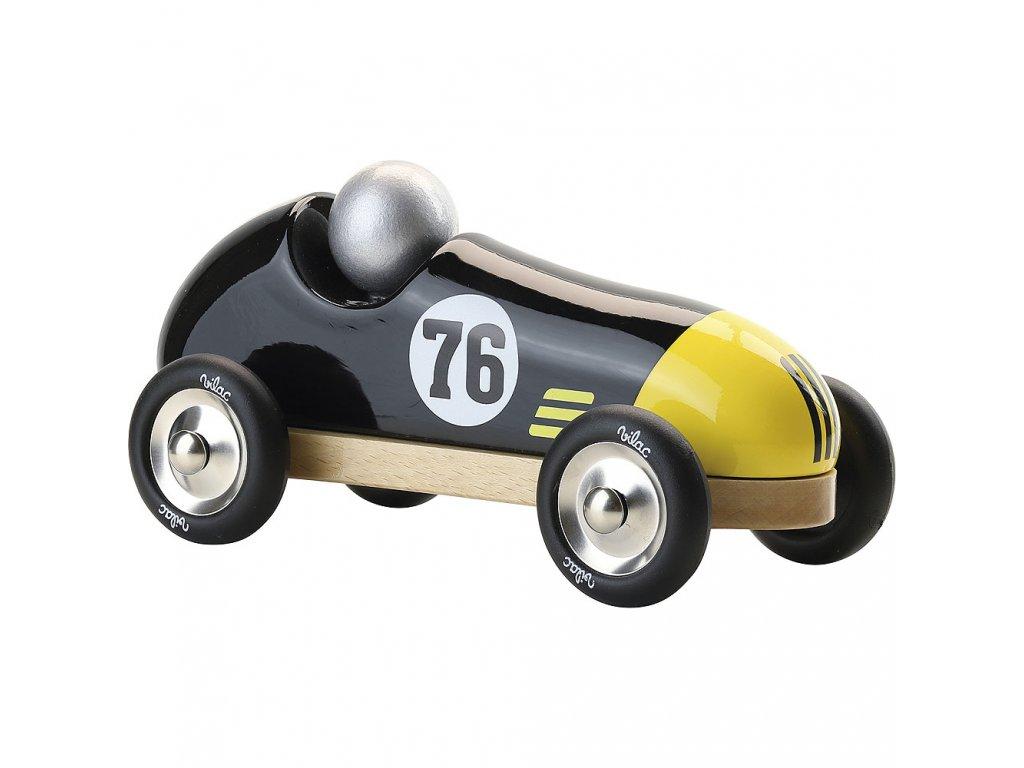 Vilac Závodní auto Vintage černé