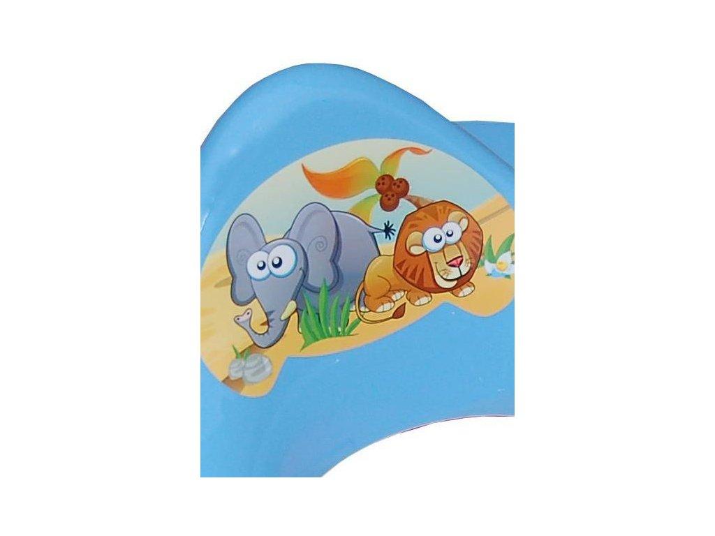 Dětský nočník Safari