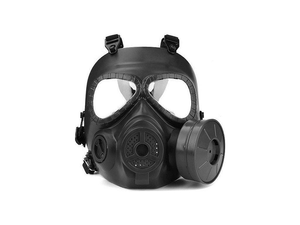 Válečná plynová maska  + Dárek zdarma
