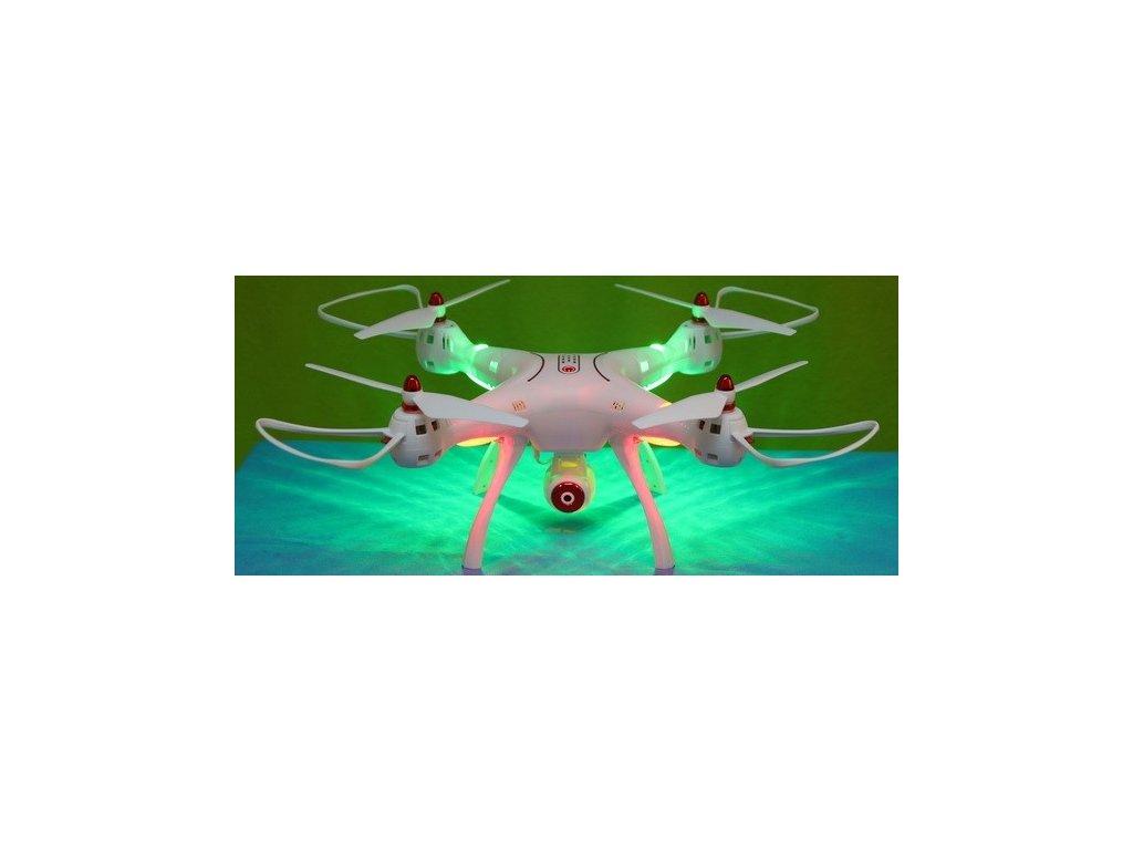 SYMA X8SW-D - dron s pohyblivou kamerou  + Dárek zdarma