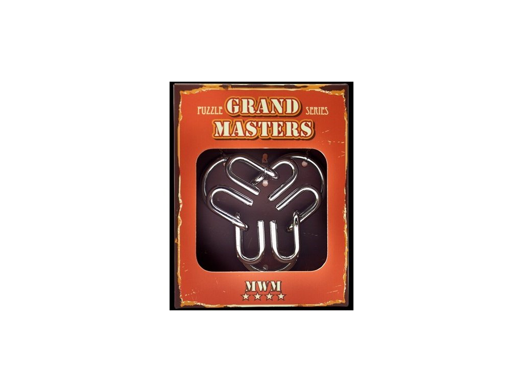 Hlavolam Grand Masters - Hlavolam Grand Master - MWM 4/4