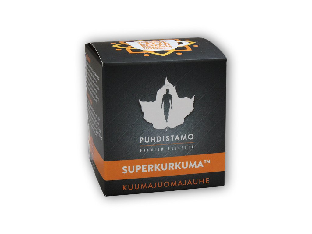 Superkurkuma Turmeric 40g