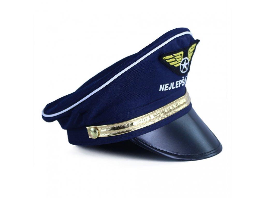 Čepice pilot pro dospělé