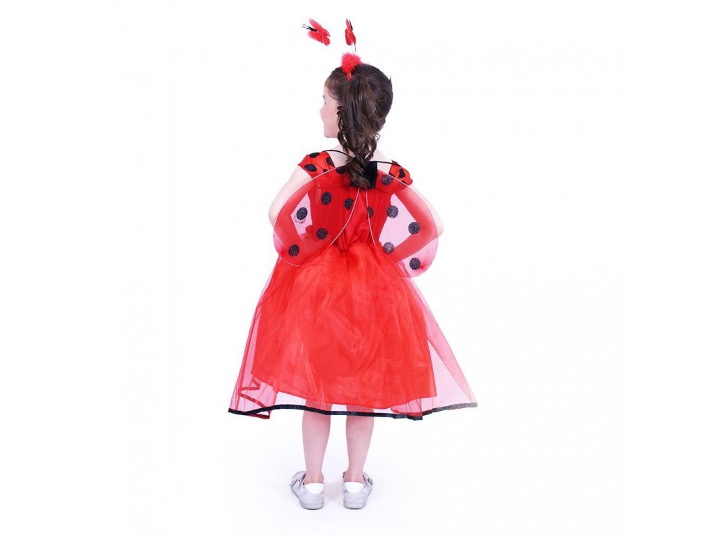 Dětský kostým beruška (M)
