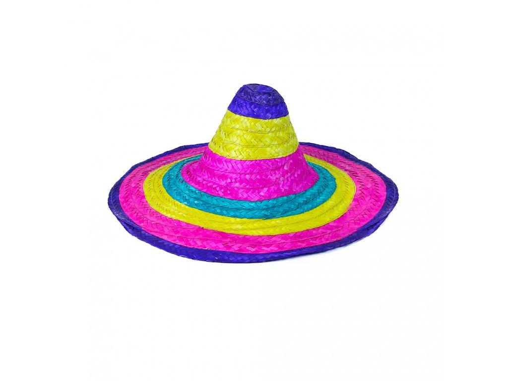 Klobouk sombrero pro dospělé