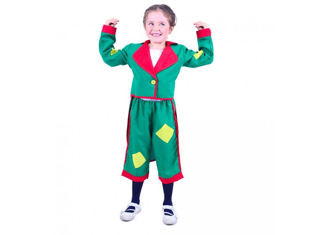 Dětský kostým vodník (M) e-obal