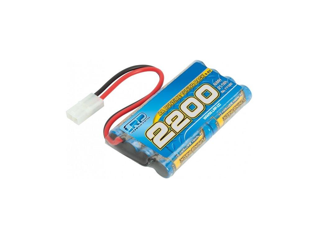 AA Pack 2200 - 9.6V - 8 článkový NiMH pack
