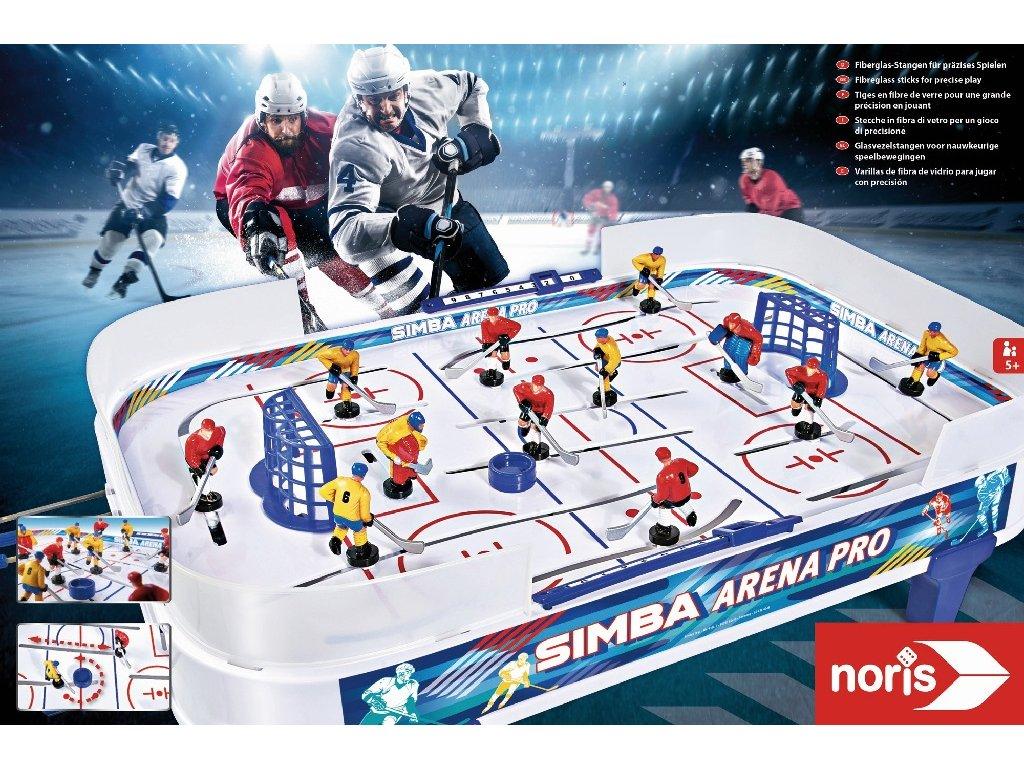 Lední hokej Pro  + Nanopodložka, loupač, nebo desinfekce
