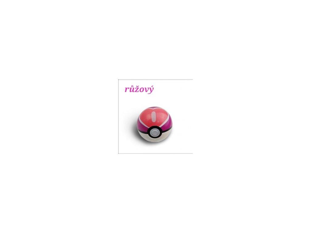 Pokémon PokeBall (Růžový)