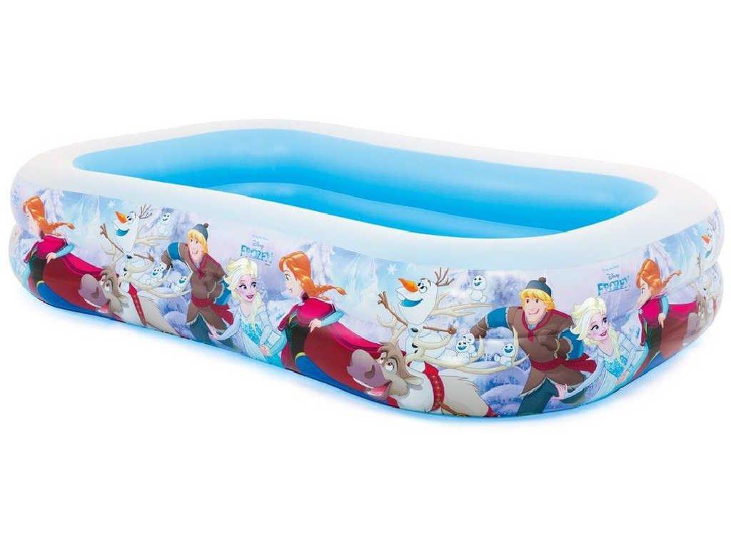 INTEX Bazén dětský nafukovací Frozen 2 (Ledové Království) 2 druhy 58469  + Dárek zdarma