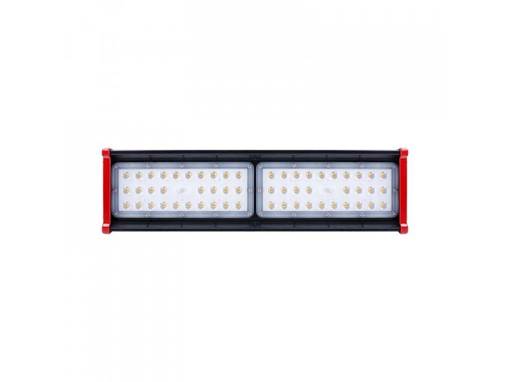 Solight linear high bay, 100W, 13000lm, 30x70°, Philips Lumileds, MeanWell driver, 5000K  + Dárek zdarma