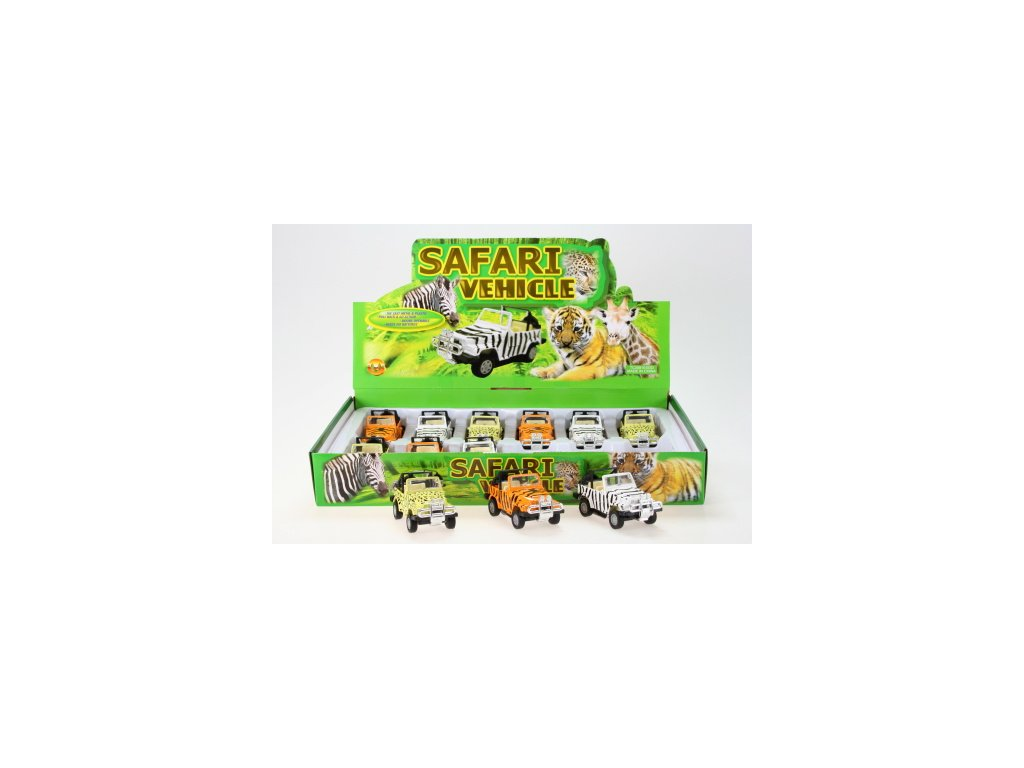 Safari jeep ení
