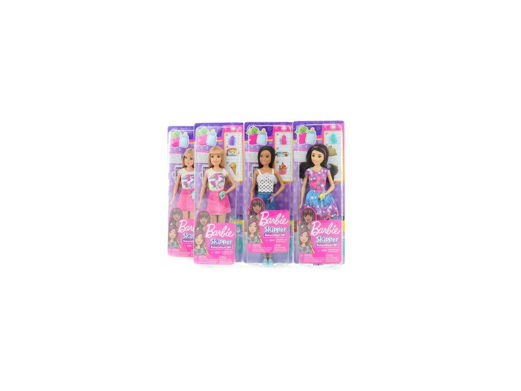 Barbie Chůva FHY89