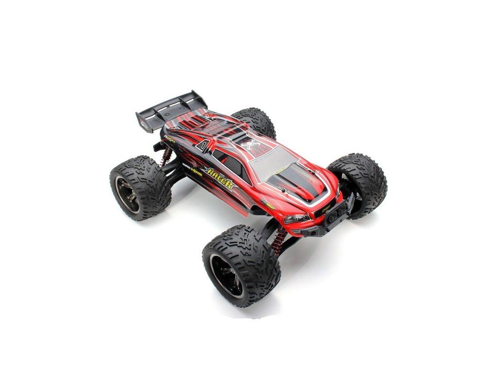 Truggy 1/12, 2WD, 38km/h, 2,4Ghz - červená  + Nanopodložka, loupač, nebo desinfekce