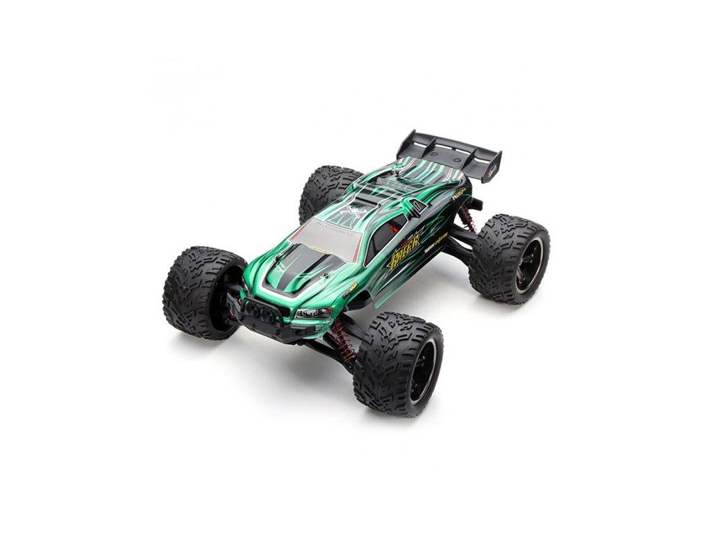 Truggy 1/12, 2WD, 38km/h, 2,4Ghz - zelená  + Dárek zdarma