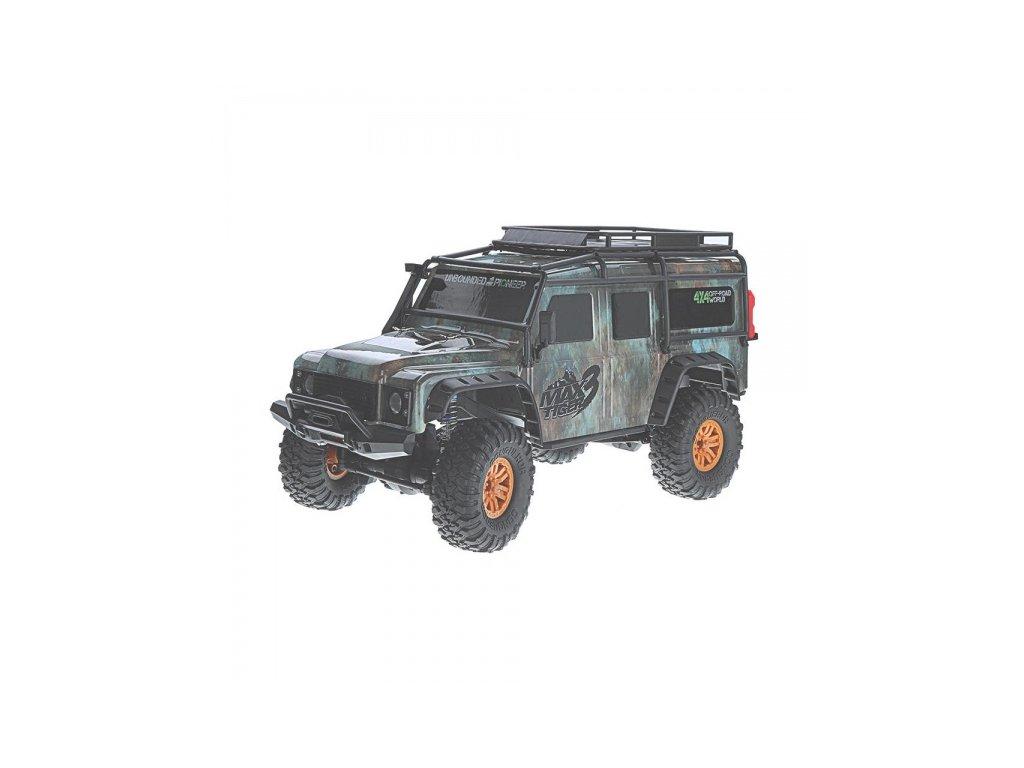 MAX TIGER 3 -1/10 Crawler 4x4  + Dárek zdarma