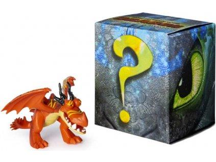 SPIN MASTER Drak figurka Jak vycvičit draka 3 mění barvu set 2ks 4 druhy plast
