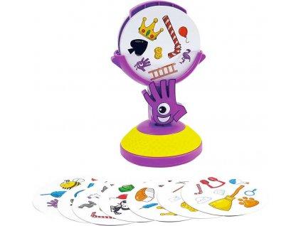 ASMODEE Hra postřehová Dobble 360 s otočnou věží *SPOLEČENSKÉ HRY*