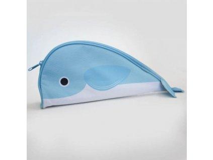 Kosmetická taštička - velryba