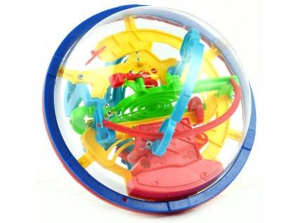 Hlavolam Intellect Ball 100 překážek