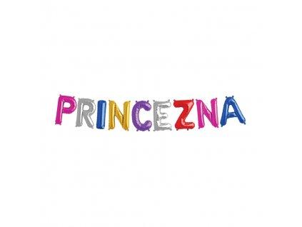 Nafukovačka - Princezna