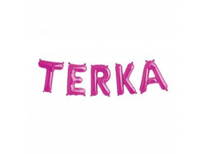Nafukovačka - Terka
