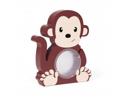 Pokladnička - Opička