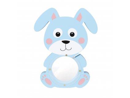 Pokladnička - Modrý králík