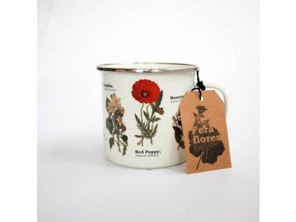 Plecháček - Divoké květiny