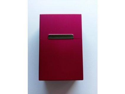 Plechová krabička na cigarety