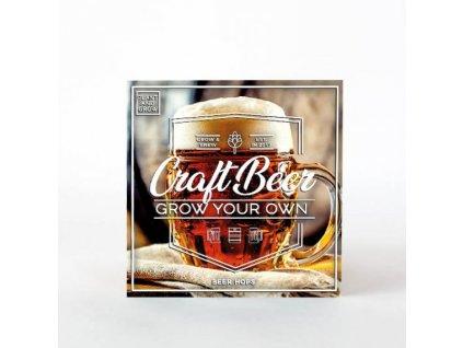 Grow your own - pivní speciál