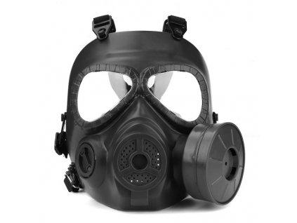 Válečná plynová maska  + Nanopodložka nebo propiska